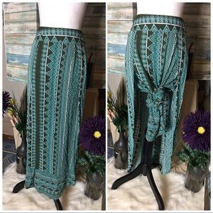 Faded Glory Maxi Skirt